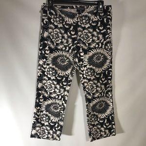 🍍Polo jeans company Ralph Lauren flower capris
